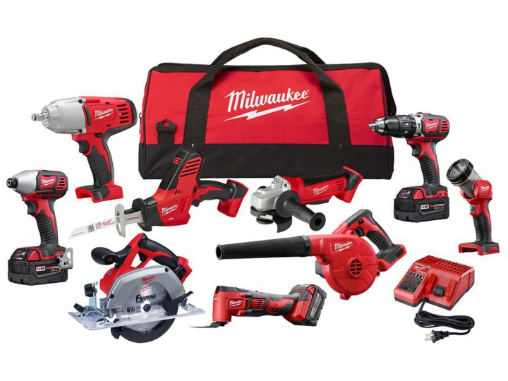 Tools of the Trade: Milwaukee Electric Tool Corp For The KB Electric Men